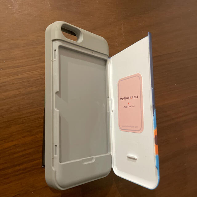 SESAME STREET(セサミストリート)のクッキーモンスタースマホカバー(iPhone SE第一世代、iPhone5S) スマホ/家電/カメラのスマホアクセサリー(iPhoneケース)の商品写真