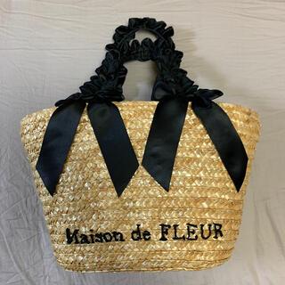 Maison de FLEUR - Maison de FLEUR かごバッグ