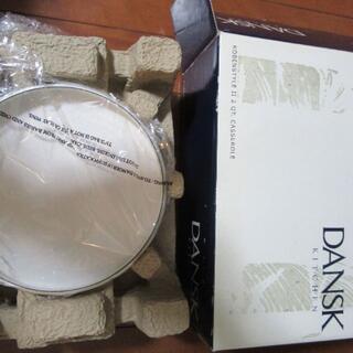ダンスク(DANSK)のDANSK ホワイト 両手鍋(鍋/フライパン)