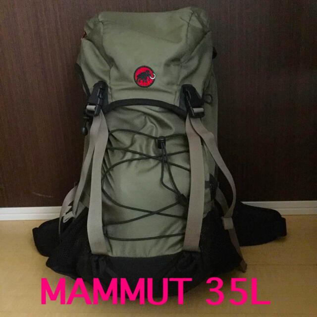 Mammut(マムート)のMAMMUT*APPROACH 35 スポーツ/アウトドアのアウトドア(登山用品)の商品写真