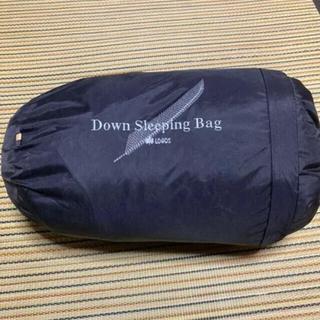 ロゴス(LOGOS)のlogos ダウンラップシュラフ 150 寝袋(寝袋/寝具)