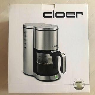 デロンギ(DeLonghi)のcloer ドイツ コーヒーメーカー(コーヒーメーカー)