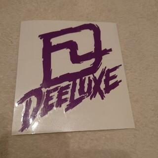 ディーラックス(DEELUXE)のDEELUXE ステッカー(アクセサリー)
