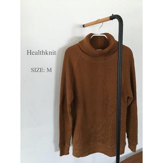 ザリアルマッコイズ(THE REAL McCOY'S)の【最終値下】Healthknit/ヘルスニット (Tシャツ/カットソー(七分/長袖))