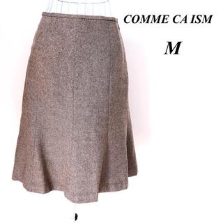 コムサイズム(COMME CA ISM)の美品♡ COMME CA ISM【M】スカート エレガント(ひざ丈スカート)