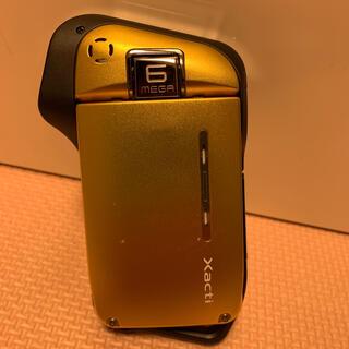 サンヨー(SANYO)のサンヨー Xacti 1.5mウォータープルーフ(コンパクトデジタルカメラ)