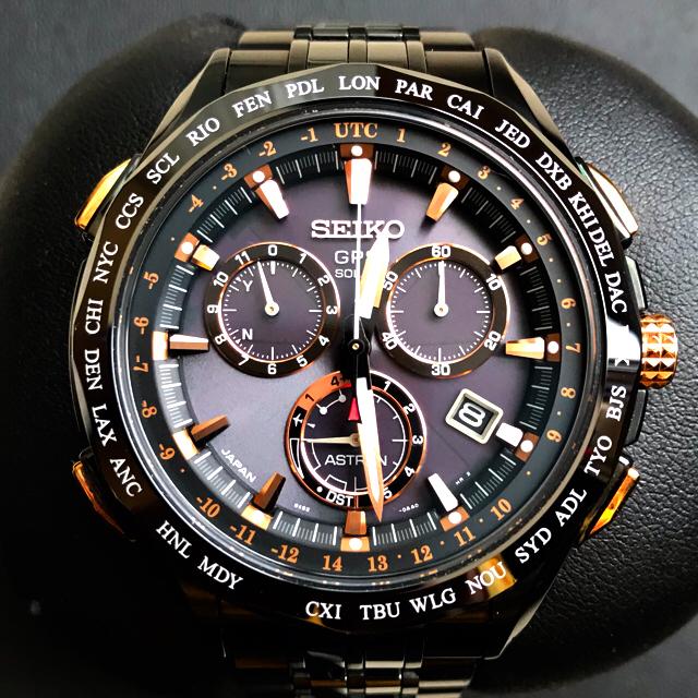 SEIKO(セイコー)のSEIKO ASTRON SBXB019 リゾート 限定モデル 極美品 メンズの時計(腕時計(アナログ))の商品写真