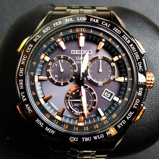 セイコー(SEIKO)のSEIKO ASTRON SBXB019 リゾート 限定モデル 極美品(腕時計(アナログ))