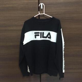 FILA - FILA フィラ スウェット トレーナー