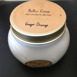 SABON - SABON サボン ボディバタークリーム ジンジャーオレンジ 200g