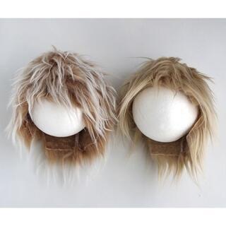 ネオブライス用 ウィッグ 2点 ショートヘア ウイッグ ブライス(帽子)
