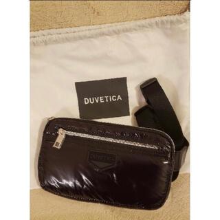 デュベティカ(DUVETICA)のDUVETICA ポーチ クロスボディ バッグ(ボディバッグ/ウエストポーチ)