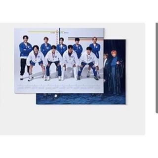 スーパージュニア(SUPER JUNIOR)のsuper junior シーグリ ポスター(カレンダー/スケジュール)