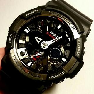 ジーショック(G-SHOCK)の【超美品】G-SHOCK GA-200 1AJF(腕時計(デジタル))