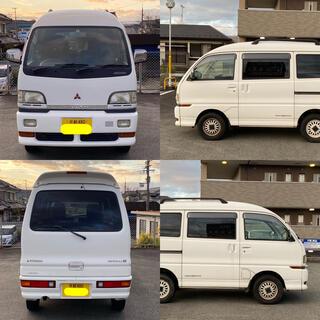 三菱 - ⭐️旧車⭐️★車検令和4年1月まで★4WD★4気筒★ターボ★64馬力★ブラボー★
