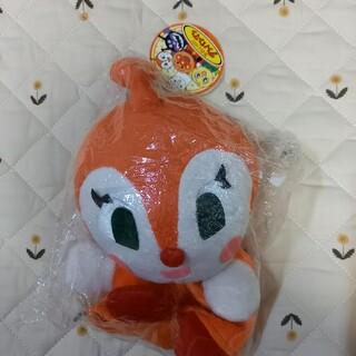 アンパンマン(アンパンマン)の新品 ぬいぐるみ ドキンちゃん ハンドパペット(ぬいぐるみ/人形)