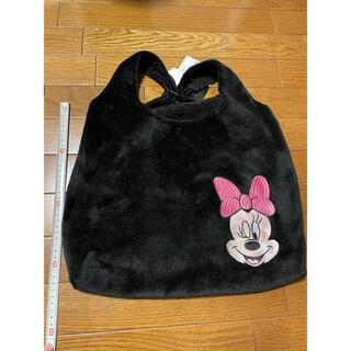 ディズニー(Disney)のミニーちゃん モコモコ鞄(ハンドバッグ)