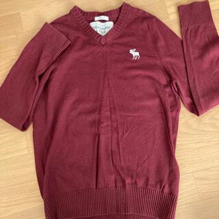 Abercrombie&Fitch - アバクロ セーター Lサイズ