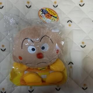 アンパンマン(アンパンマン)の新品 ぬいぐるみ カレーパンマン ハンドパペット(ぬいぐるみ/人形)
