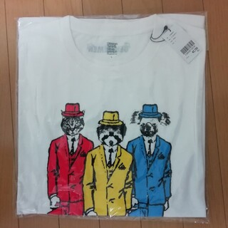 グラニフ(Design Tshirts Store graniph)の新品未開封 グラニフ Tシャツ Lサイズ(Tシャツ/カットソー(半袖/袖なし))