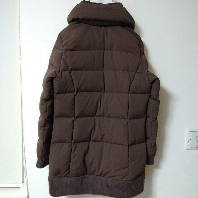 NIKE(ナイキ)のNIKE ダウンジャケット ダウンコート ブラウン L 大きめ レディースのジャケット/アウター(ダウンジャケット)の商品写真
