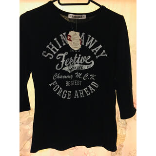 シマムラ(しまむら)の七分袖レディースTシャツ(Tシャツ(長袖/七分))
