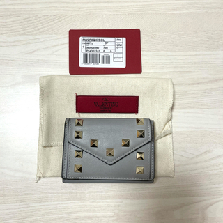ヴァレンティノガラヴァーニ(valentino garavani)のヴァレンティノ ミニウォレット(財布)