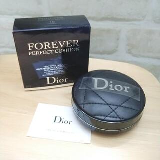 Dior - 新品!ディオール スキンフォーエバークッションファンデーション 1N
