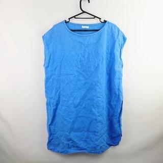 フォグリネンワーク(fog linen work)のフォグリネンワーク ノースリーブカットソー(Tシャツ(半袖/袖なし))