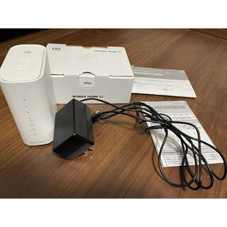 ホームルーター WiMAX HOME02 (その他)