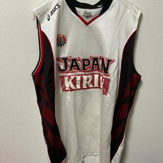アシックス(asics)の日本代表ユニフォーム バスケ(スポーツ選手)