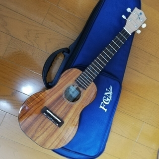FUJIGEN  ウクレレ コンサート ハワイアンコア単板(コンサートウクレレ)