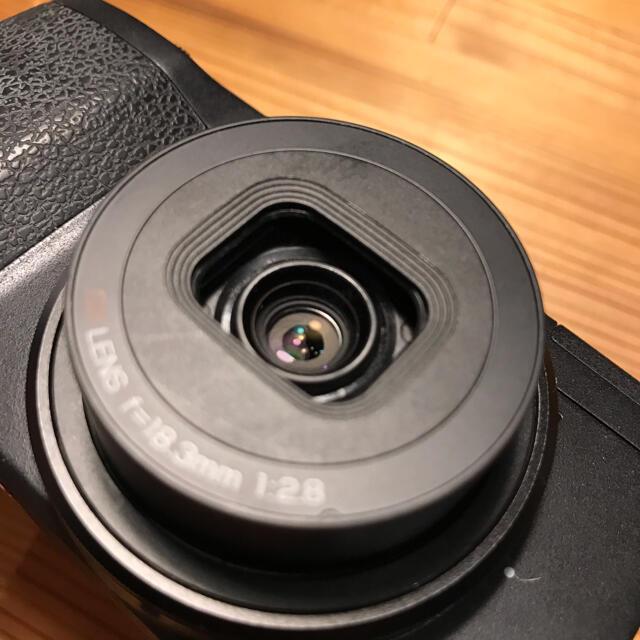 RICOH(リコー)のRICOH GR  APS-C  スマホ/家電/カメラのカメラ(コンパクトデジタルカメラ)の商品写真