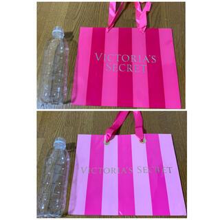 ヴィクトリアズシークレット(Victoria's Secret)の2枚セット ヴィクシー ショップ袋(ショップ袋)