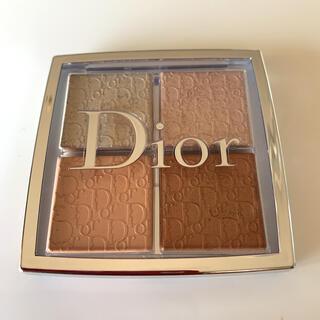 クリスチャンディオール(Christian Dior)のディオール バックステージ フェイス グロウ パレット 002(チーク)