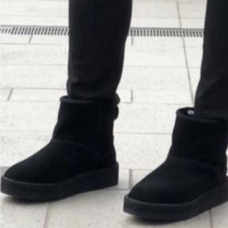 アパルトモンドゥーズィエムクラス(L'Appartement DEUXIEME CLASSE)の新品 アパルトモン SUICOKE MUTON BOOTS◆(ブーツ)