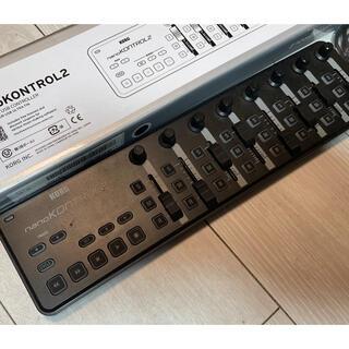 コルグ(KORG)のコルグ KOGU nanoKONTROL2 MIDIコントローラー(MIDIコントローラー)
