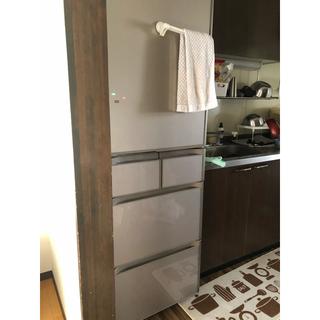 日立 - 401l 5ドア冷蔵庫 真空チルド