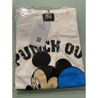 ディズニー(Disney)のREVERSAL リバーサル rvddw ミッキーマウス コラボ Tシャツ 新品(Tシャツ/カットソー(半袖/袖なし))