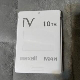 マクセル(maxell)のマクセル IVDR-S  1TB(その他)