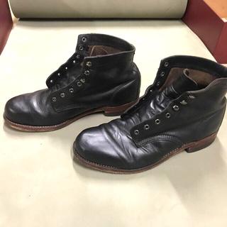 ウルヴァリン(WOLVERINE)のウルヴァリン 1000 MILE BOOTS ブラック w05300(ブーツ)