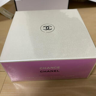 CHANEL - シャネル チャンス オー タンドゥル ボディ クリーム 200g