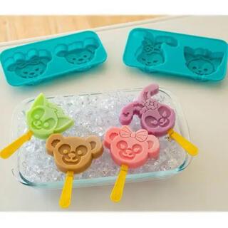 ディズニー(Disney)のアイスキャンデーモールド♡ダッフィーフレンズ(調理道具/製菓道具)