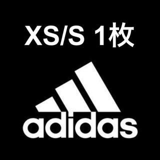アディダス(adidas)のadidas BLACK XS/S 1枚  アディダス ブラック 黒(その他)