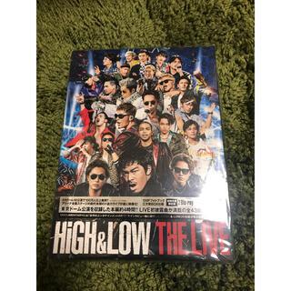 エグザイル トライブ(EXILE TRIBE)の「HiGH & LOW THE LIVE」LIVE Blu-ray(ミュージック)