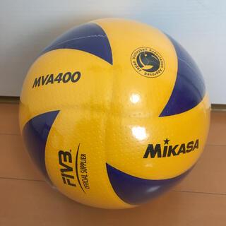 新品未使用 ミカサ バレーボール 4号球 検定球 MVA400 中学生 ママさん
