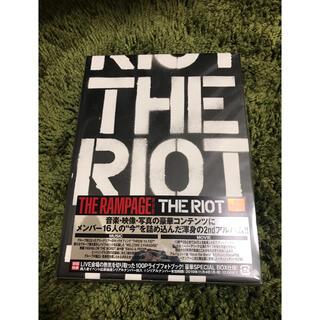 ザランページ(THE RAMPAGE)の「THE RIOT」THE RAMPAGE (CD+2Blu-ray)(ポップス/ロック(邦楽))