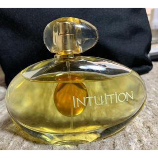 エスティローダー(Estee Lauder)のエスティローダー INTUITION 100ml(香水(女性用))