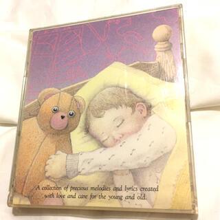 子守歌 A Child's Gift of Lullabyes CD(ベビーベッド)