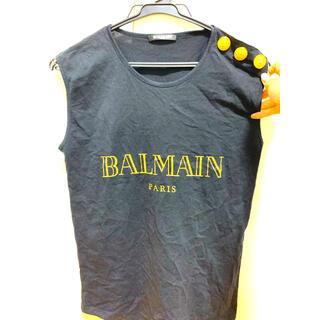 バルマン(BALMAIN)の最終値下げBALMAIN タンクトップ (タンクトップ)